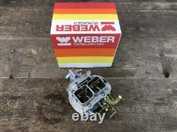 32/36 Dgv 5A Carburettor WEBER Carburettor Ford 1.6 Ohc Ford Capri Taunus Etc