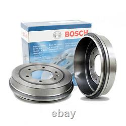 BOSCH Bremstrommeln 228,8mm für Hinterachse 0986477129 Ford