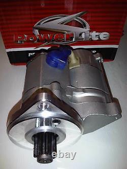 Brisca F2 2.0 Pinto Ohc Brand New Powerlite Uk High Torque Starter Motor