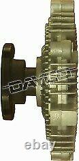 DAYCO FAN CLUTCH for FORD COURIER 11/1989-06/1993 2.2L 4CYL 8V OHC CARB F2