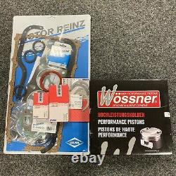 FORD Pinto OHC NA 2.1 conversions Engine Gasket Forged 93mm Piston Rebuild Kit