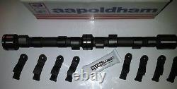 Ford Cortina Capri Sierra 2.0 Ohc Pinto Camshaft Kit With Followers & Cam Lube