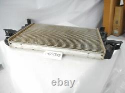 Radiator Water Cooling Engine Ohc 2.0 Efi 115ps S / AC Ford Sierra