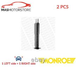 Shock Absorber Set Shockers Rear Monroe R2602 2pcs P New Oe Replacement