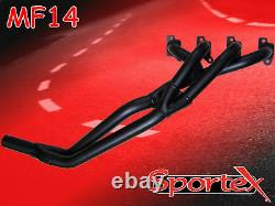 Sportex Escort 4 branch exhaust manifold (2) mk1, mk2, 1600 OHC Pinto RS Mexico