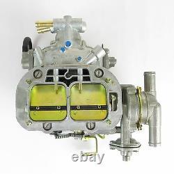 Weber 38 Dgas Twin Carb Kit 2.0/2.1 Ford Ohc Pinto Engine Mk1/mk2 Escort Etc