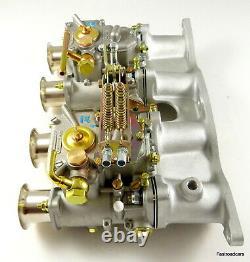 Weber Twin 40 Dcoe Carburettor Kit Ford 1.6 Ohc Pinto Escort-capri-kitcar
