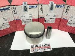 4 X Ford 2.0 Ohc Pinto Mahle Pistons Std Haute Compression 0142100