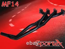 Collecteur D'échappement Sportex Escort 4 Branches (2) Mk1, Mk2, 1600 Ohc Pinto Rs Mexique