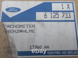 Ford Scorpio Granada Drehzahlmesser Ohc 1985-89 Finis 6125733 85gb-17360-aa