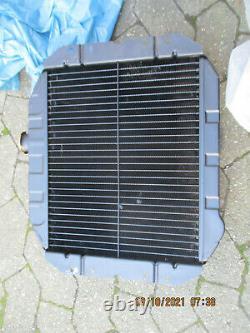 Ford Transit Mk2 2,0 Ohc Pinto Wasserkühler Kühler Radiateur Cooler Neu Original