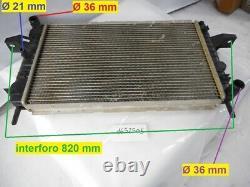 Moteur De Refroidissement D'eau Radiateur Ohc 2.0 Efi 115ps S / Ac Ford Sierra