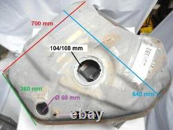 Serbatio Carburante Ford Sierra Moteur Doch & Ohc 2,0 Efi 115 Ps & Diesel 1,8