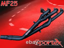 Sportex Ford Escort 4 Branche Collecteur D'échappement 2.0 Ohc Comp Pinto Mk1 Mk2