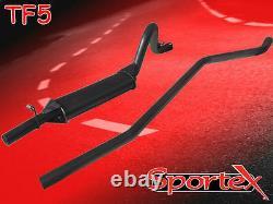 Sportex Ford Escort Mk1, Système D'échappement De Performance Mk2 1.6, 2.0 Ohc Pinto Tf5