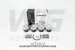 Wiseco Pistons Cr 9.21 Pour Ford Ohc/pinto 2.0l 8v 4 Cyl. C'est Std. (93,50 Mm)